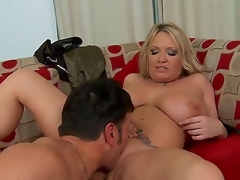 How you know, Rachel Love is a professional milf and she is fond of seducing and fucking handsome boys with delightful peckers. Anthony is one of them. Watch and have fun