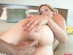 Cherie DeVille can't live without to be ass screwed