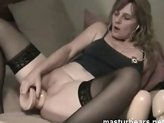 my insane anal sex-toy masturbation